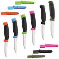 MORA Companion Messer Gürtelmesser Fischmesser Jagdmesser Taschenmesser 6 Farben