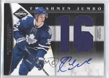 2011-12 Limited #2 Joe Colborne Toronto Maple Leafs Auto Autographed Hockey Card