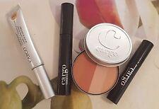 Cargo Cosmetics Discovery 4 Piece Full Size Kit, OneBase, Mascara, Liner & Blush