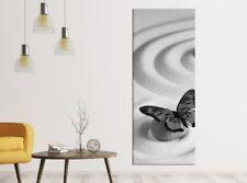 Leinwandbilder 1Tlg 40x100cm Wellness Spa Meer Leinwandbild Wand Bilder 9ZB858