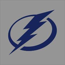 Tampa Bay Lightning NHL Team Logo Vinyl Decal Sticker Car Window Wall Cornhole