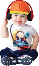 Infant Baby Beats DJ Halloween Costume