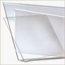 Lastra Plexiglass PMMA Trasparente spessore 10 mm a misura taglio laser