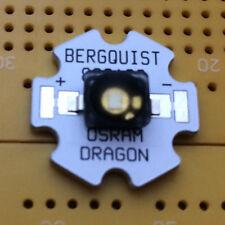 OSRAM Diamond Dragon White 6500K 5W LED Emitter & Star Mounted 140°