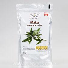 Hemp Seed Flour - Premium, Ol'Vita 250g, Mąka Konopna