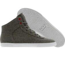 $80 Supra Cuttler NS grey fleece Premium Skate Fashion Sneakers sz 4 6