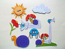 3D - U Pick - CM5 Nursery Rhymes Scrapbook Card Embellishment