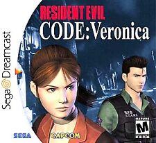 Resident Evil -- CODE: Veronica (Sega Dreamcast, 2000)