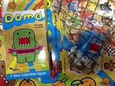 Toy2r Domo Kun Series 4 Qee 2/15 Domokun
