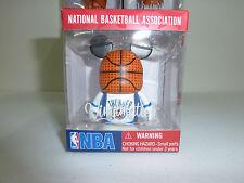 Vinylmation Mickey Mouse Basketball NBA OKC Thunder Oklahoma City Doll Figurine