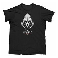 ASSASSINS CREED UNITY Black Men's T-Shirt CHOOSE SIZE: S M L XL Christmas Gift