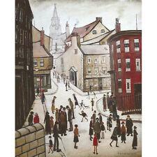 Berwick upon Tweed - L S Lowry Print