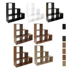 Rebecca Mobili Libreria Scalare Scaffale 6 Cubi Mdf 6 Colori Stile Moderno Salot