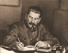 JOSEF STALIN GLOSSY POSTER PICTURE PHOTO joseph russian soviet union ussr 1296