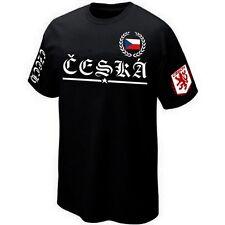 T-SHIRT CESKA CZECH - Camiseta Serigrafía