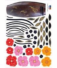 Wall Deco Sticker FLOWER VASE 86-PS58060 - M