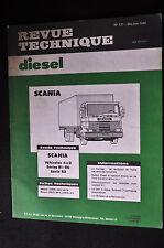 Revue technique poids lourds Scania voir détail n° 127