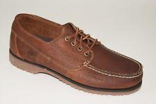 Timberland Zapatos De Vela EK elisville 4-eye Mocasines Hombres NUEVO