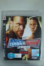 PLAYSTATION 3 - WWE SMACKDOWN VS RAW 2009