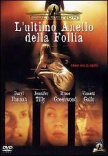 L' ultimo anello della follia (2000)VINCENT GALLO DVD