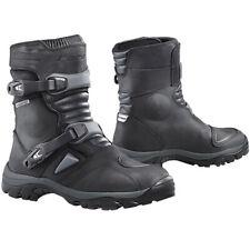 Forma Adventure Low Waterproof Motorcycle Motorbike Boots - Black