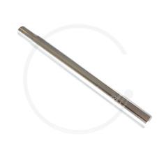 Kalloy Sattelkerze | Aluminium silber | 300mm | Ø 25,0 bis 31,8 mm