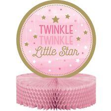 Twinkle Twinkle Little Star Pink Party Table elemento Decoración | Cumpleaños