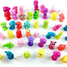 10/30/50pcs Mini Cartoon Animal Action Sucker Small Monster Toys for Kids Gift