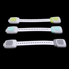 Baby Security Protection Cabinet Locks Children Monitor Belts Drawer Lock JJ