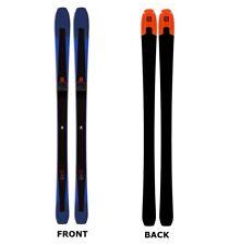 Skiing Salomon N Xd R 88 Ti Allmountain Titanal Ski Wood 2019 all Skis 88mm