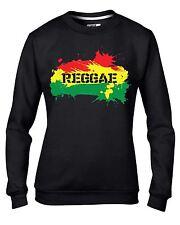 Reggae Splash Rasta Women's Sweatshirt Jumper - Bob Marley