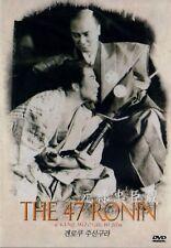 The 47 Ronin (1941) New Sealed DVD Yoshizaburo Arashi