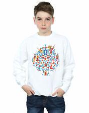 Disney Boys Coco Tree Pattern Sweatshirt