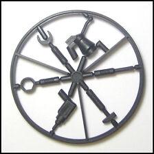 "☆NEW☆ Lego Tool Wheel From Batman ""The Batcave"" 7783 MINT!"