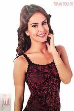Ladies Underwear Flower Design Trend Body magnifique haut Soft Touch Elit 0737