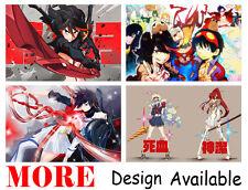 "Kill la Kill Ryuko Satsuki Nonon 36"" x 24"" Large Wall Poster Print Anime NEW #2"