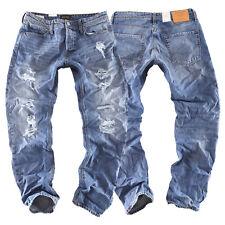 JACK & JONES Mike original comfort fit Herren Jeans Hose blau neu AM 437 new