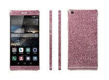 Huawei Ascend P8 Skins Designfolie Bling Aufkleber Sticker Glitzerfolie Hülle