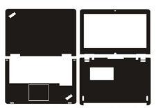 """Laptop Carbon fiber Sticker Skin Cover for 2013 Lenovo ThinkPad S1 Yoga 12 12.5"""""""