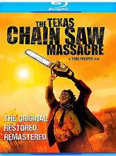 The Texas Chainsaw Massacre (Blu-ray Disc, 2008)