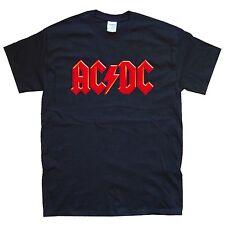 AC/DC ii T-SHIRT sizes S M L XL XXL colours Black, White