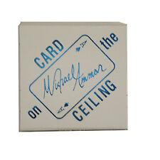 Card on Ceiling Box by Michael Ammar deck playing cards magic trick gaff
