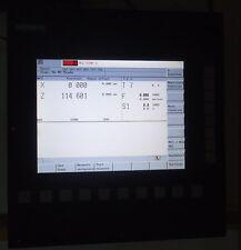 SINUMERIK 802D BL OP PANEL PCU210.2 6FC5610-0BB10-0AA1 Guaranteed Working Dubai