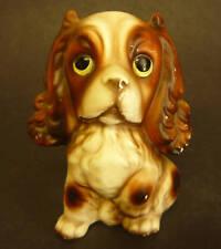 Vintage TRIMONT WARE DOG FIGURINE COCKER SPANIEL HOUND