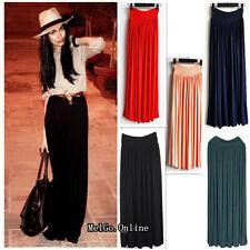 Celebrity Style Super Soft Cotton Jersey Maxi Skirt, Strapless dress,