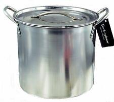 Buckingham en acier inoxydable ragoût soupe Stock Cooking Pot (U)