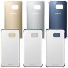 Samsung Original EF-QG928 Clear Cover S6 Edge+ Glossy Case Plus NEU