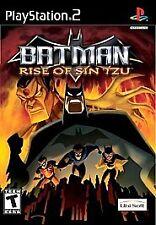 BRAND NEW SEALED PS2 -- Batman: Rise of Sin Tzu (Sony PlayStation 2, 2003)