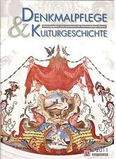 Denkmalpflege & Kulturgeschichte Hessen 2-2011