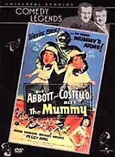 ABBOTT AND COSTELLO MEET THE MUMMY (DVD, 2001) NEW